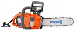 electric chain saw Photo, Characteristics